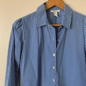 Forever21 button down blouse size Small